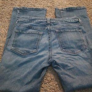 NYDJ Size 4P Straight Leg T1-54